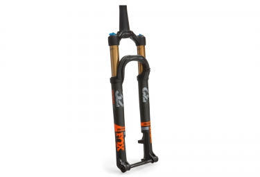 fourche fox racing shox 32 float sc factory fit4 29 kabolt 15mm 2018 noir