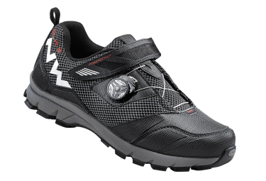 chaussures vtt all mountain northwave mission plus noir