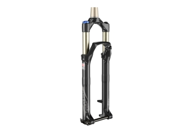 fourche rockshox recon gold rl 29 axe 9mm solo air 1 1 8 noir 2017
