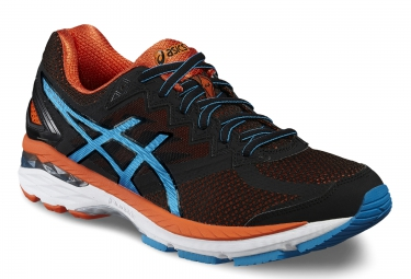 asics gt 2000 4 noir bleu orange