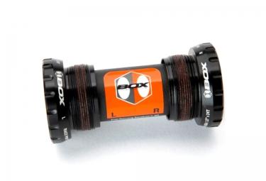 boitier de pedalier box extremum axe 24mm noir