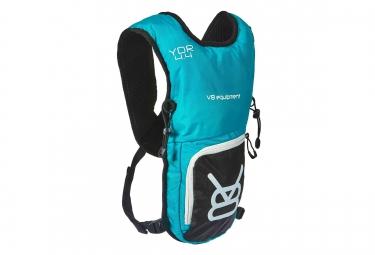 sac a dos v8 equipement ydr 4 4 poche tech 1 5l noir bleu
