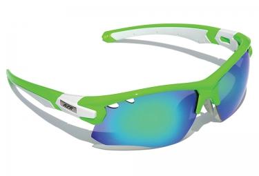 lunettes azr huez rx vert gris miroir