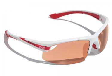 lunettes azr kromic ventoux blanc rouge orange