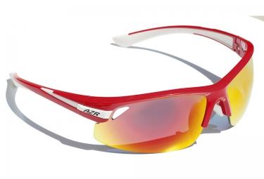 lunettes azr ventoux rouge orange