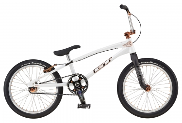 bmx race gt speed series pro xl 2016 blanc