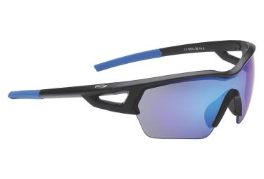 lunettes de cyclisme bbb arriver noir bleu