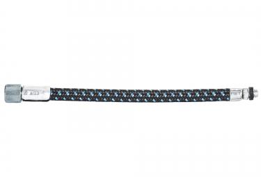 raccord flexible zefal embout metal schrader 15 mm
