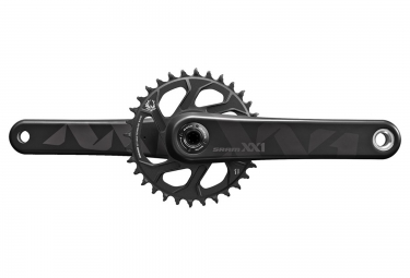 pedalier sram xx1 eagle boost avec plateau direct mount 32 dents gxp non inclus noir