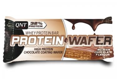 qnt barre proteinee protein wafer chocolat 35gr