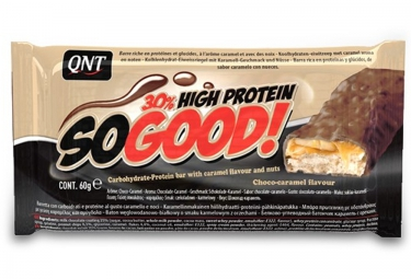 qnt barre hyperproteinee so good chocolat 60gr