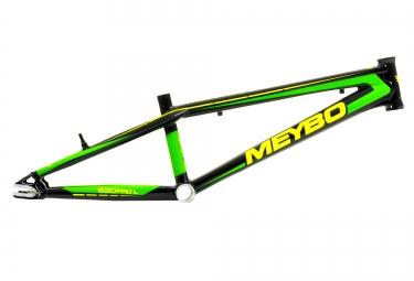 cadre bmx race meybo holeshot 2016 noir vert