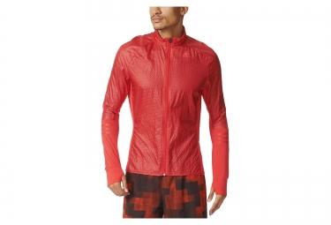 veste adidas adizero rouge