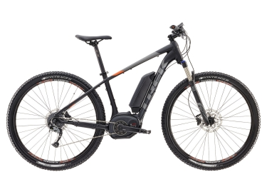 vtt electrique trek powerfly 5 500w 29 2017 shimano alivio noir orange 2017