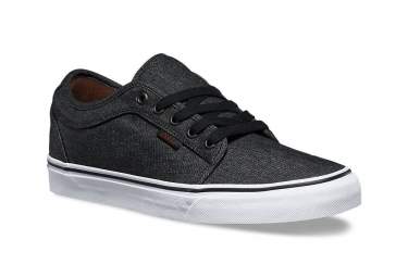 chaussures vans chukka low noir