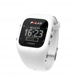 polar montre a300 blanc