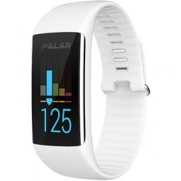 polar bracelet d activite fitness tracker a360 blanc