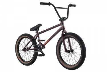 bmx freestyle premium la vida 21 marron