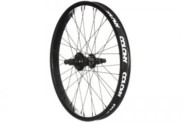 roue arriere colony freecoaster pintour 9t noir