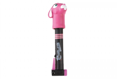 pompe crazy safety lapin rose