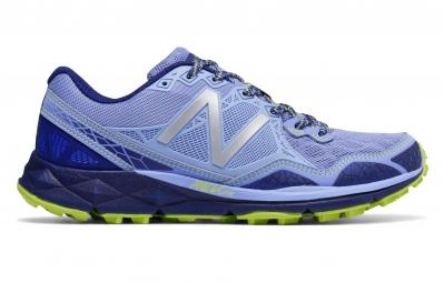 new balance w trail 910 v3 bleu femme