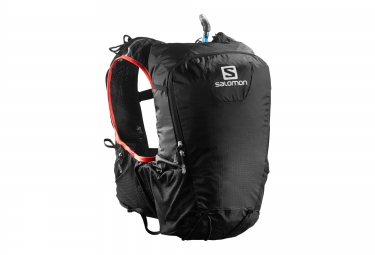 sac a dos salomon skin pro 15 set noir red