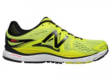 chaussures new balance m880 v6 jaune noir