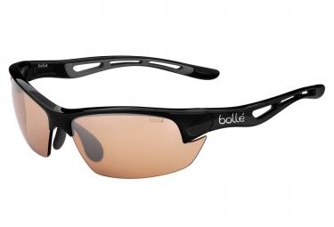 lunettes bolle bolt s noir rose