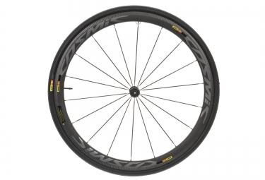 mavic 2016 roue avant cosmic pro carbone sl pneu