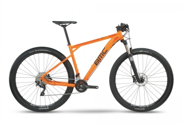 vtt bmc 2017 teamelite 03 shimano deore slx 10v orange