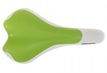 selle bioaktive pro vip race blanc vert