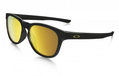 lunettes oakley stringer noir jaune iridium ref oo9315 04