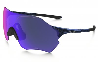 lunettes oakley evzero range bleu violet iridium ref oo9327 02