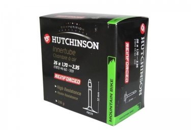 chambre a air hutchinson renforcee 26 x 1 70 a 2 35 presta