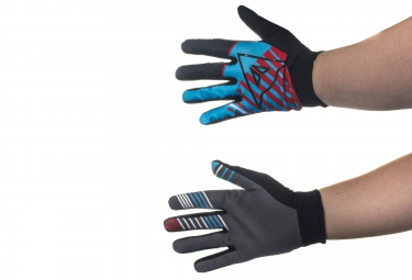 gants dainese dare bleu