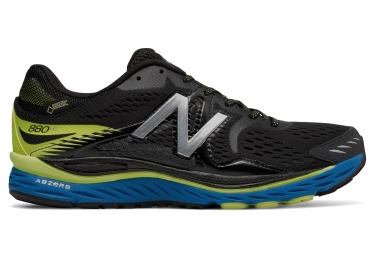 chaussures new balance m 880 v6 gore tex noir bleu