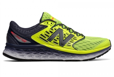 chaussures new balance m 1080 v6 gris jaune