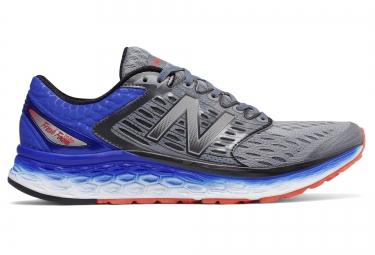 chaussures new balance m 1080 v6 2e gris bleu