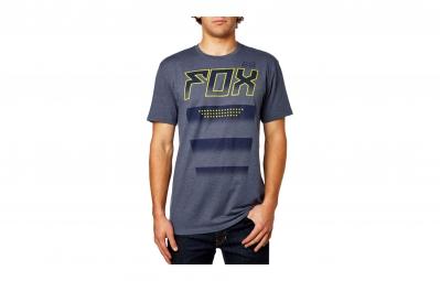 t shirt fox impressor bleu