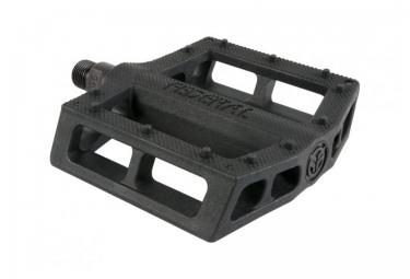 pedales plates bmx federal contact noir