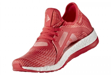 adidas running pure boost x rose femme