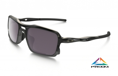 lunettes oakley triggerman noir prizm daily polarise ref oo9266 06