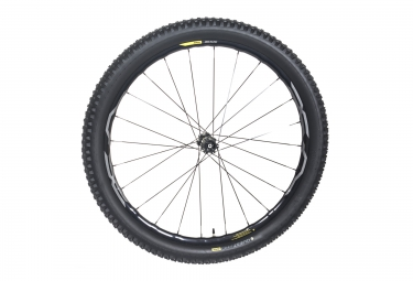 roue avant vtt mavic xa elite lefty supermax 27 5 noir quest pro 2 4