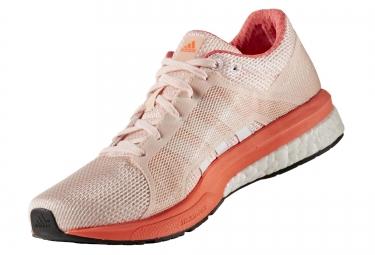 adidas running adizero tempo 8 rose femme