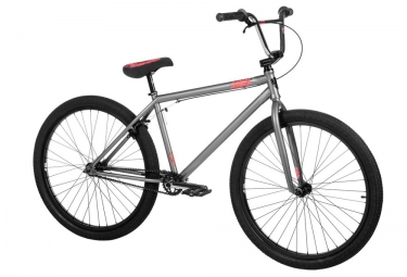 bmx freestyle subrosa salvador xl 26 gris