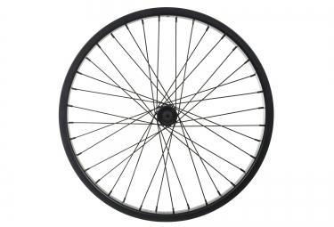 roue avant fiend cab flangeless noir