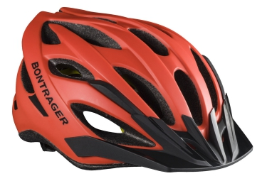 casque bontrager solstice mips 2017 orange
