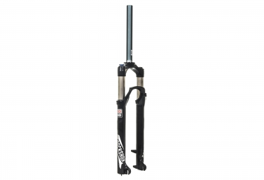 fourche rockshox recon silver 27 5 axe 9mm oneloc solo air 1 1 8
