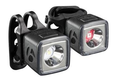 bontrager kit eclairage flare city 100 avant et arriere