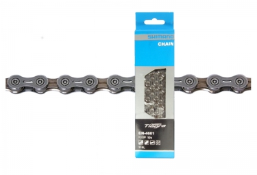 chaine shimano tiagra cn 4601 10v 116 maillons